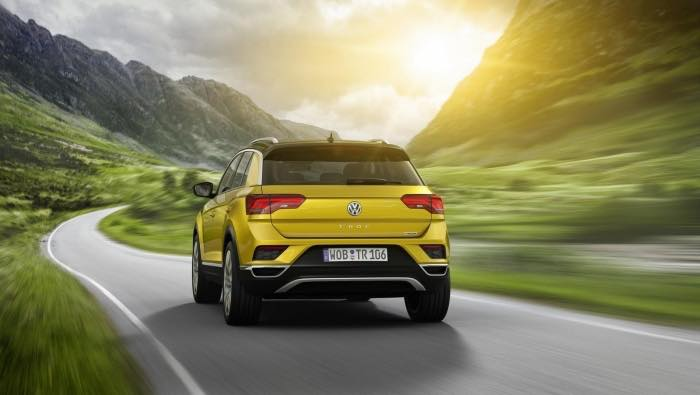 VW-T-Roc