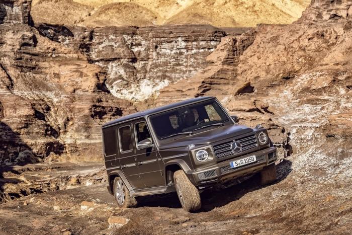 Mercedes-Benz-G-Class