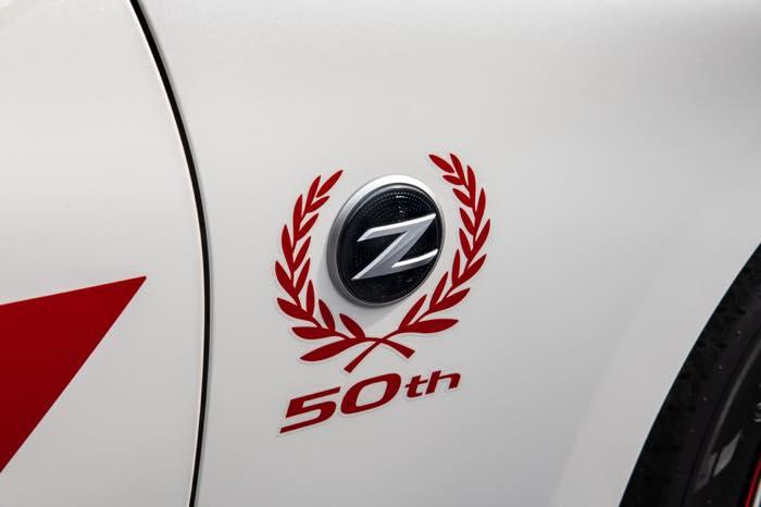NISSAN 370Z 50th Anniversary