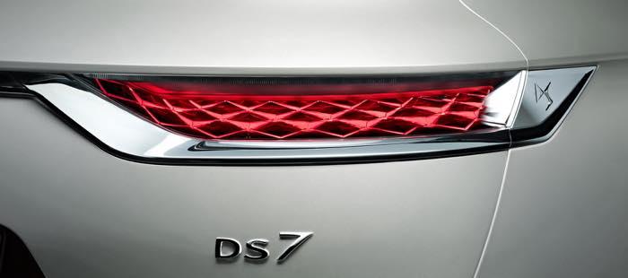 DS7 Crossback E-Tense