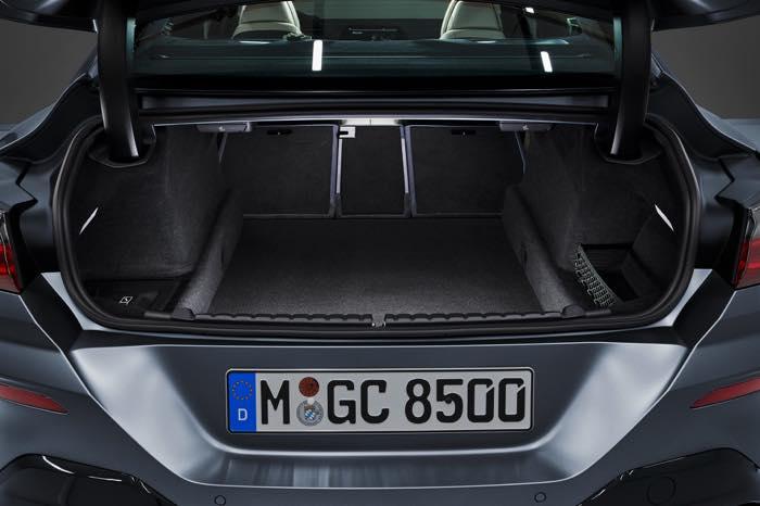 BMW 8シリーズ グランクーペ