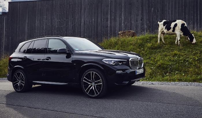 BMW x5 Xdrive 45e