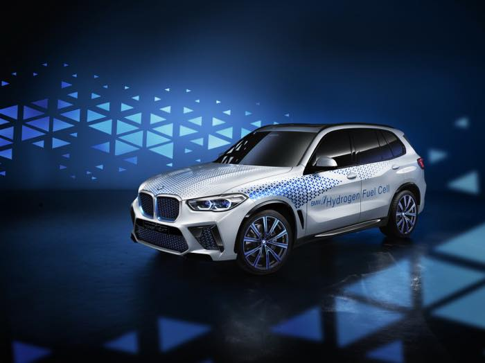 i Next Hydrogen Concept