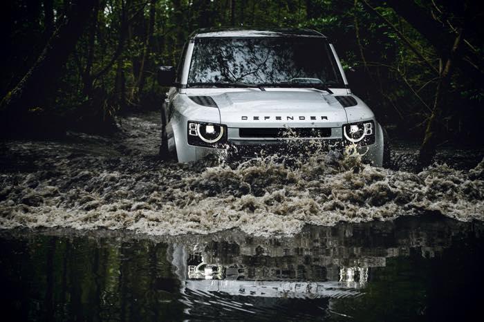 Land Rover Defende