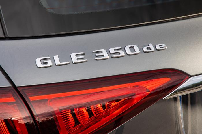 GLE 350 de