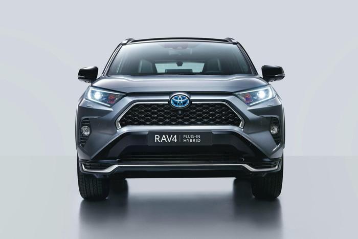 Toyota RAV4 Plug-In-Hybrid