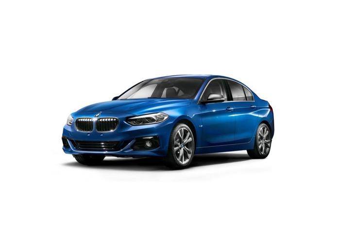 BMW 新型1シリーズセダン