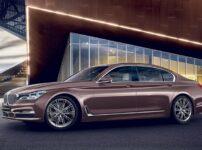 BMW 新型 7シリーズ ローズ・クオーツ 特別限定モデル