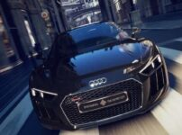 The Audi R8 Star of Lucis FF XV