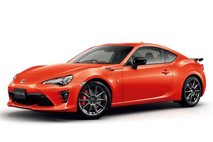 """特別仕様車GT""""Solar Orange Limited"""