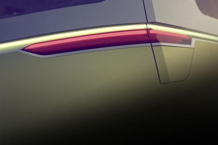 Volkswagen I.D. Bus Concept