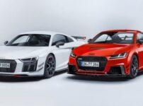 Audi TT RS R8 Performance Partss