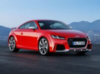 Audi TT RS-coupe