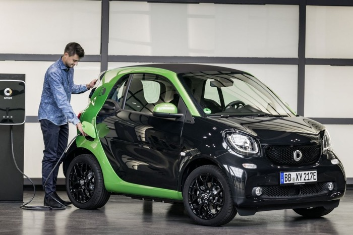 smart fo rtwo forfour