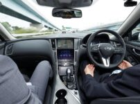 Nissan Autonomous Prototype Tokyo
