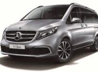 Mercedes Benz Vclass