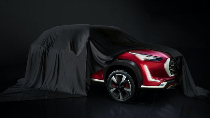 Nissan B segment SUV for India