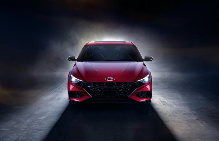 Hyundai Elantra N Line