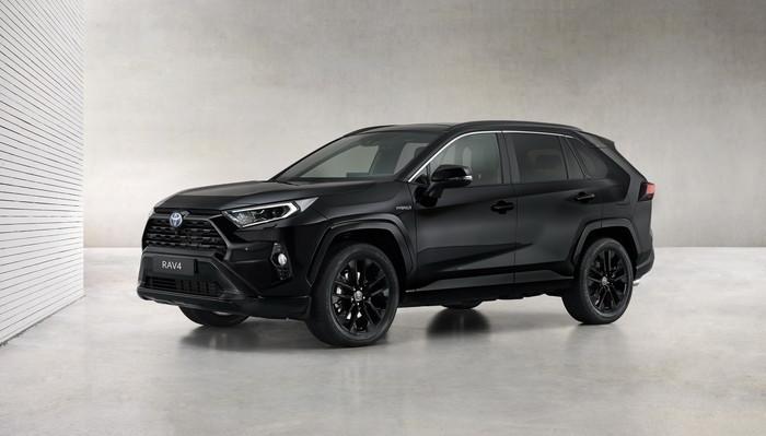 RAV4 Hybrid Black Edition