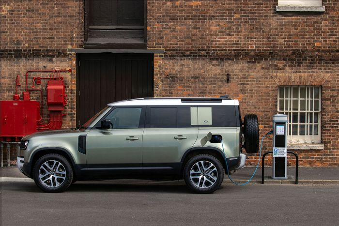 Land-Rover Defende