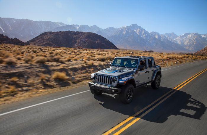 jeep wrangler 4xe phev