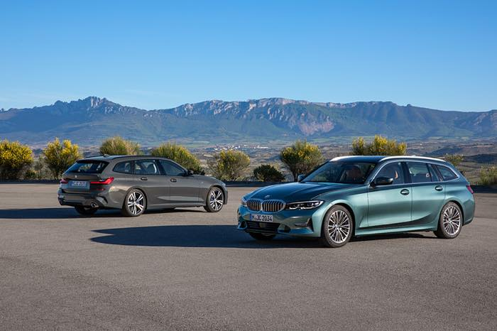 BMW 3series touring