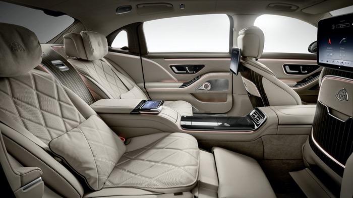 Mercedes Maybach S-Class