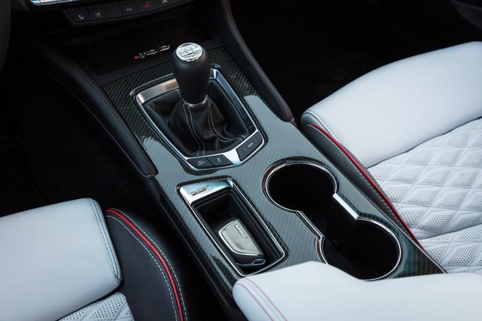 Cadillac CT4-V Blackwing