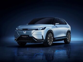 Honda SUV eprototype