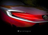 X prologue